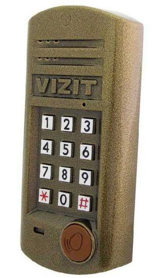 Блок Vizit БВД-314 R вызова домофона