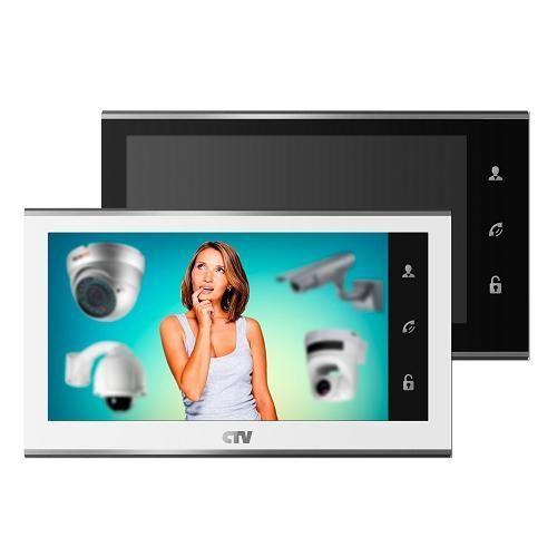 Монитор CTV-M2702MD (Белый,Черный) видеодомофона