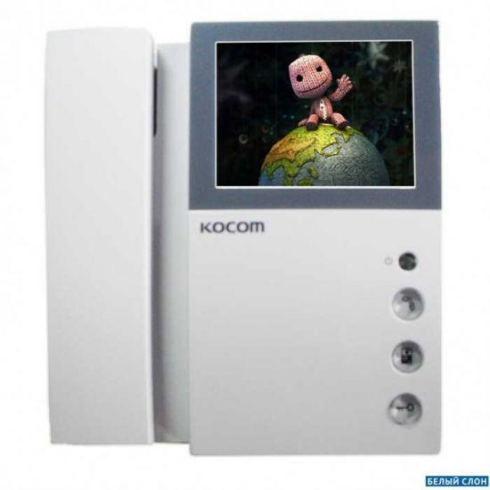 Монитор Kocom KCV-301 видеодомофона