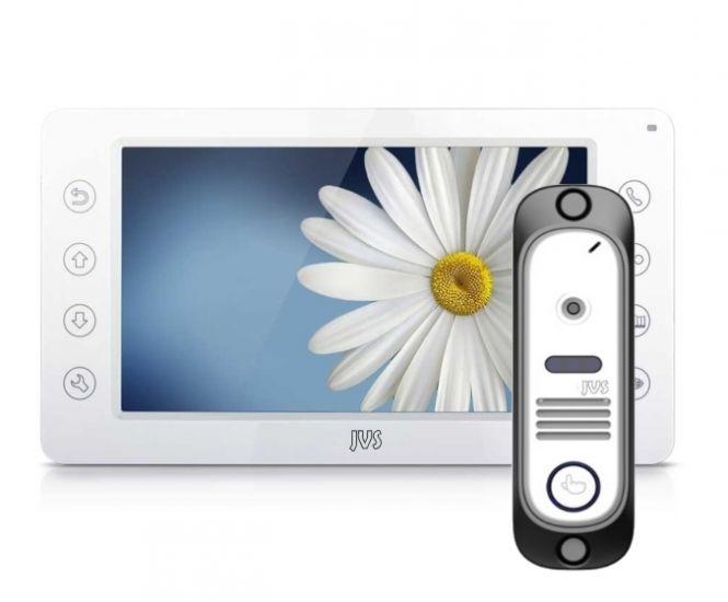 Комплект JVS-V700SD видеодомофона