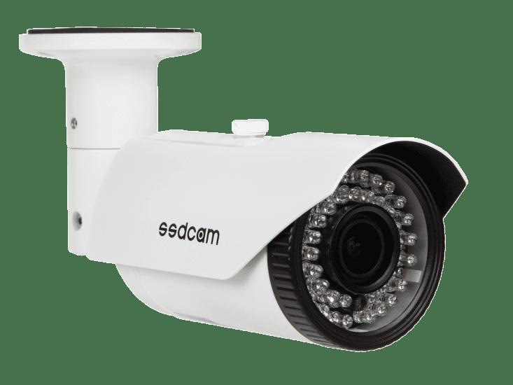Камера Ssdcam IP-122M видеонаблюдения