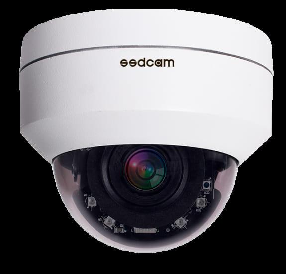 Камера Ssdcam IP-795PS PTZ видеонаблюдения