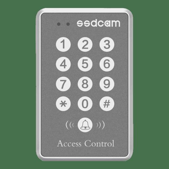 Считыватель карт AC-11 внутренний (серый, черный, зеленый)