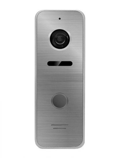 Панель Falcon Eye FE-ipanel 3 HD (черная, серебро) вызывная для видеодомофона
