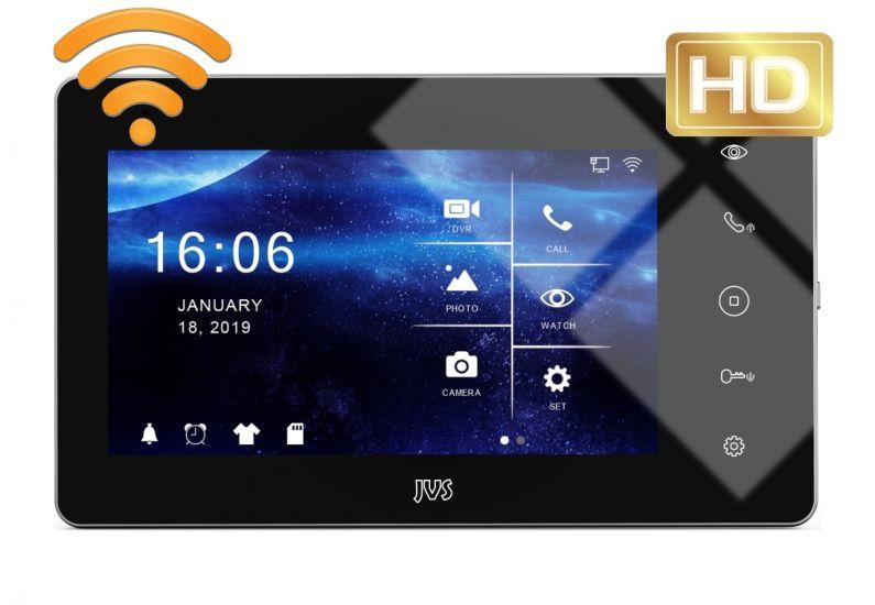 Монитор JVS SKALLY HD DVR видеодомофона