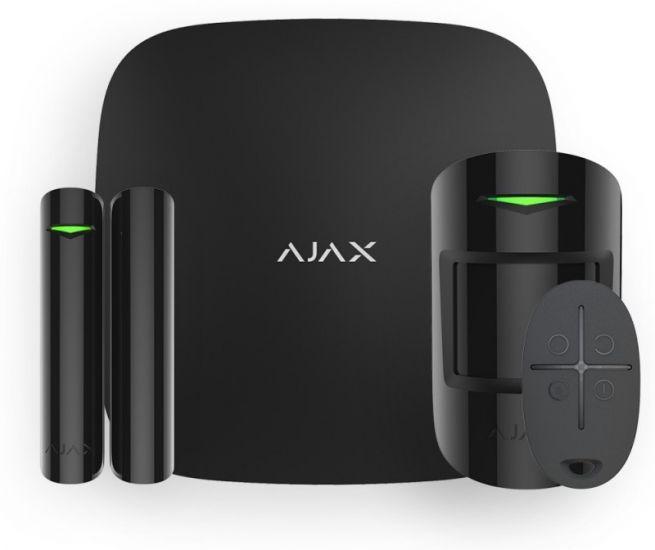 Комплект Ajax StarterKit Black сигнализации
