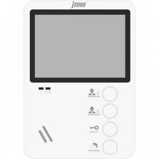 Монитор J2000-DF-Екатерина видеодомофона