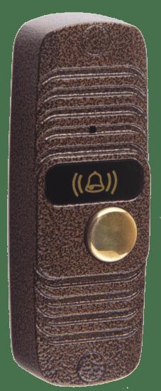 Панель JSB Systems JSB A05 PAL (медь, серебро, бронза, черный, белый, серый, золото, синий) вызывная для видеодомофона