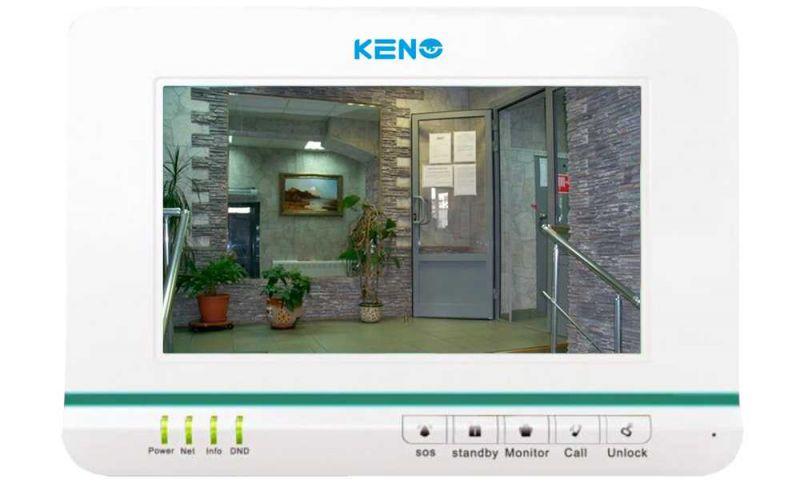 Монитор видеодомофона Keno KN-70A