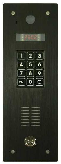Блок вызова домофона Laskomex AO-2533 VТМ (black)