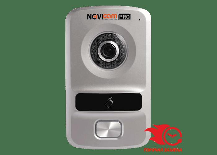 IP Панель Novicam ND11W вызывная для видеодомофона