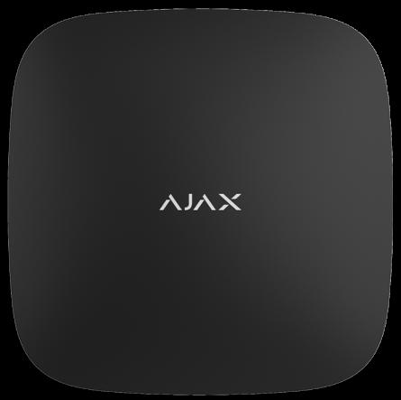 Интеллектуальная централь Ajax Hub Black