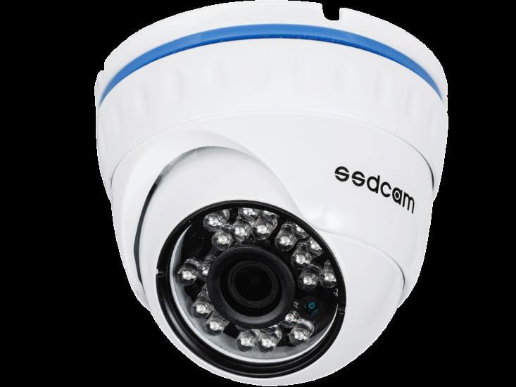 Камера Ssdcam IP-763 видеонаблюдения