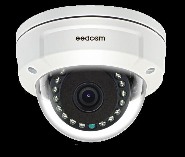 Камера Ssdcam IP-764 видеонаблюдения