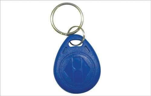 Заготовка RFID (H1) ABS одноцветный брелок