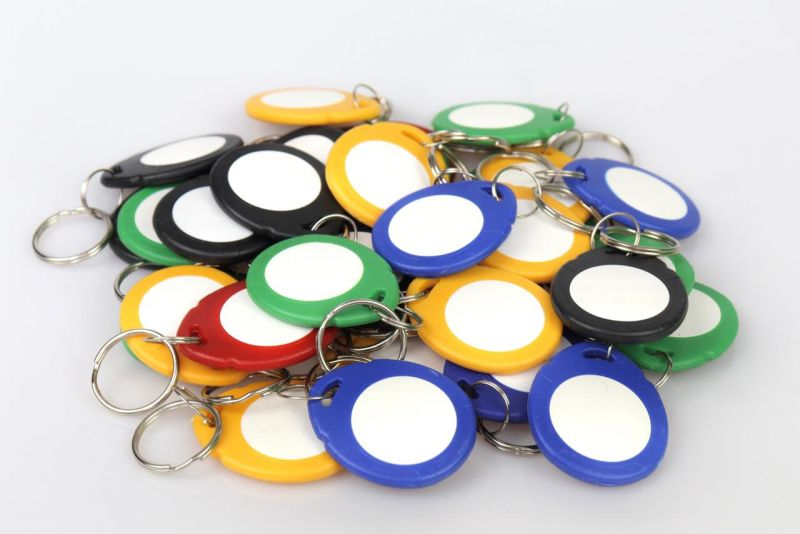 Заготовка RFID двухцветный