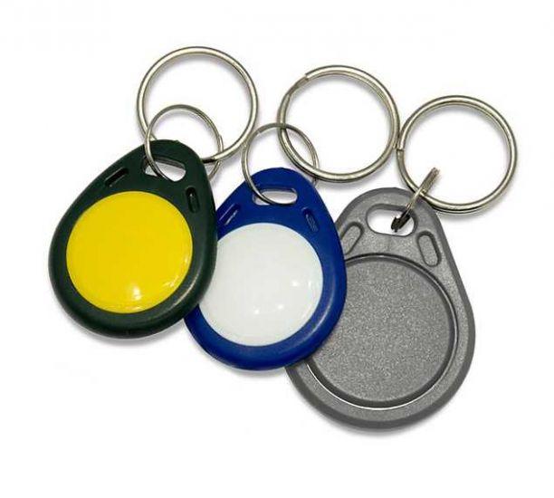 Заготовка RFID (H2) ABS брелок