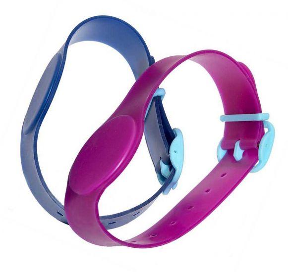Заготовка RFID (H2) резиновый браслет