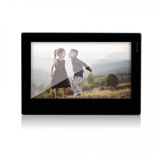 Монитор J2000-DF-ВИОЛЕТТА AHD/PAL SD Touch видеодомофона