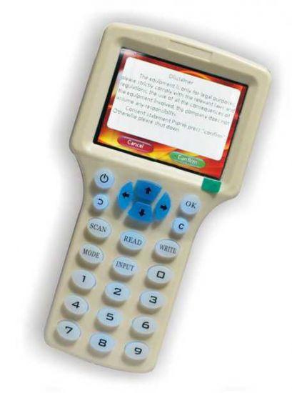 Дубликатор Icopy-5 домофонных ключей