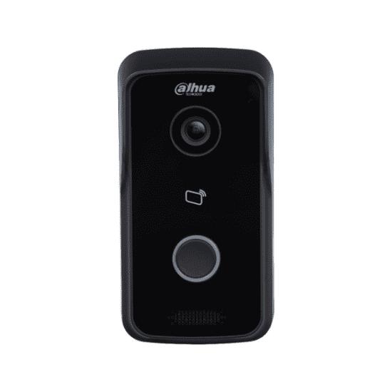 Панель Dahua DHI-VTO2111D-WP(433) вызывная с Wi-Fi