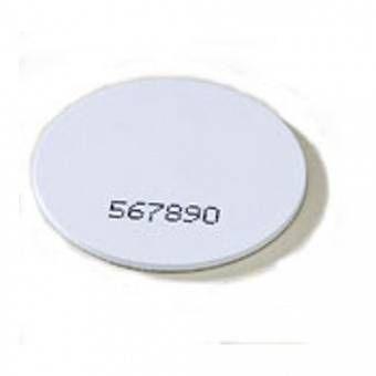 Диск-метка MF S50 с кодом
