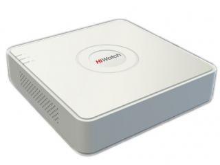 Регистратор HiWatch DS-H104G 4-канальный гибридный HD-TVI