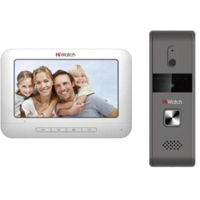DS-D100K - комплект аналогового видеодомофона для квартиры, дома