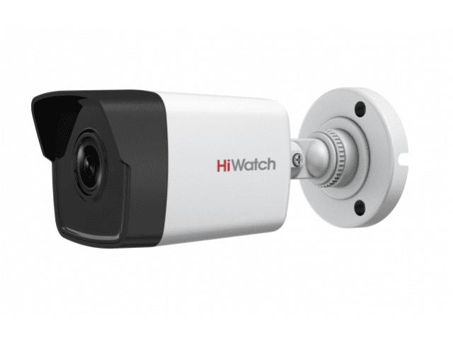 Видеокамера HiWatch DS-I250 цилиндрическая