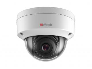 Видеокамера HiWatch DS-I252S купольная