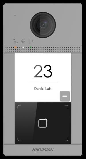 IP Панель Hikvision DS-KV8113-WME1/Flush вызывная на одного абонента