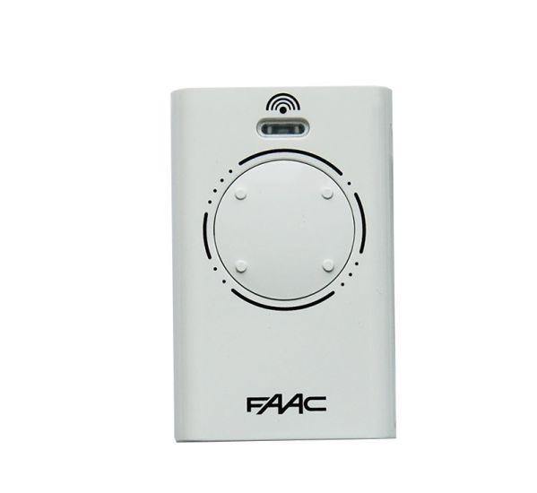 FAAC XT4 868 SLH LR пульт для шлагбаума и ворот