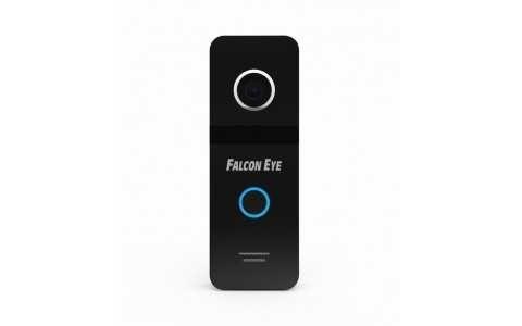 Панель Falcon Eye FE-321 вызывная для видеодомофона (черный, серебро)