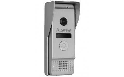 Вызывная панель для видеодомофона Falcon Eye FE-400 AHD (серебро)