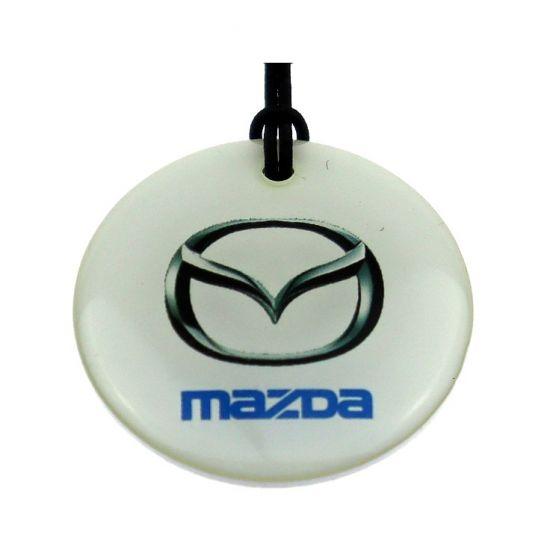 Заготовка RFID (H2) Mazda брелок