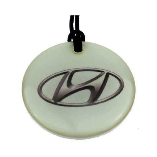 Заготовка RFID (H2) Hyundai брелок