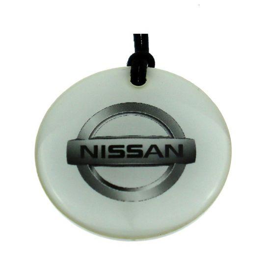 Заготовка RFID (H2) Nissan брелок