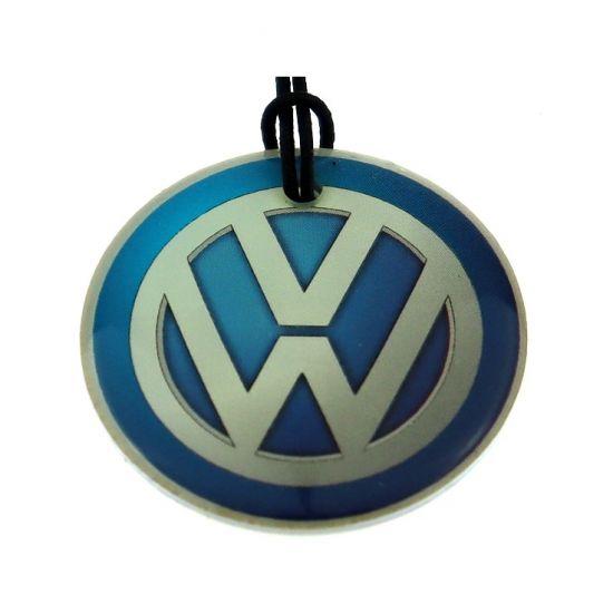 Заготовка RFID (H2) Volkswagen брелок