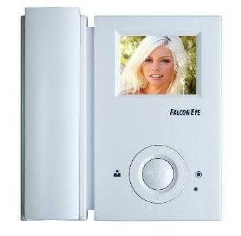 Монитор видеодомофона Falcon Eye FE-4CPN2 (белый)
