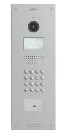 Панель Dahua DHI-VTO1210C-X многоабонентская вызывная