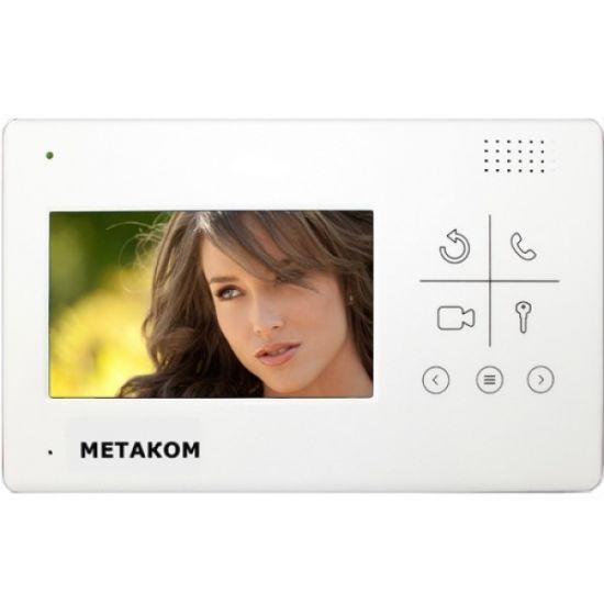 Монитор видеодомофона Метаком MKV-VM8