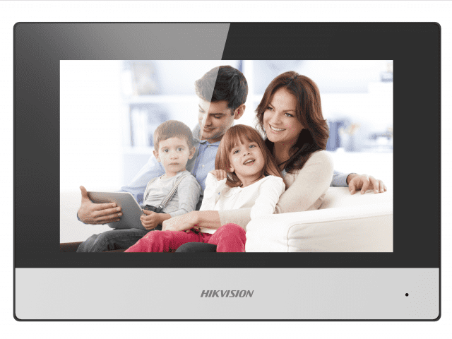 IP Монитор Hikvision DS-KH6320-WTE1 с Wi-Fi видеодомофона