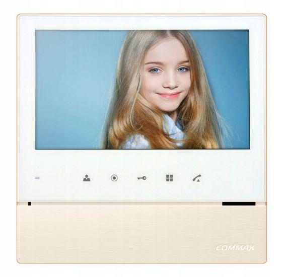 Монитор Commax CDV-70H2 (золотой) видеодомофона