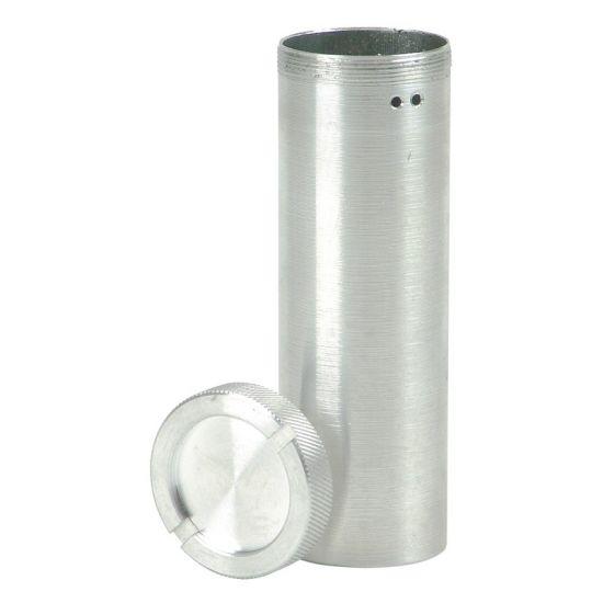 Тубус для ключей алюминиевый, (90мм x 40мм)