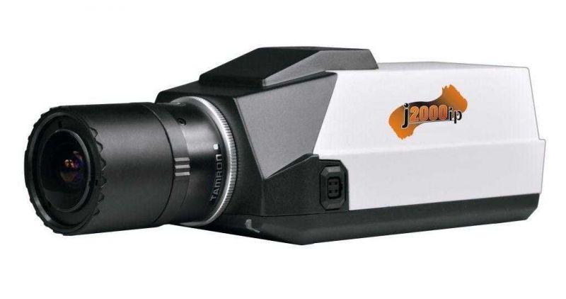 J2000IP-B121-PDN IP видеокамера корпусная с режимом День-ночь