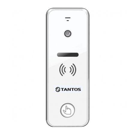 Панель Tantos Ipanel-1 + (черный, белый) вызывная для видеодомофона