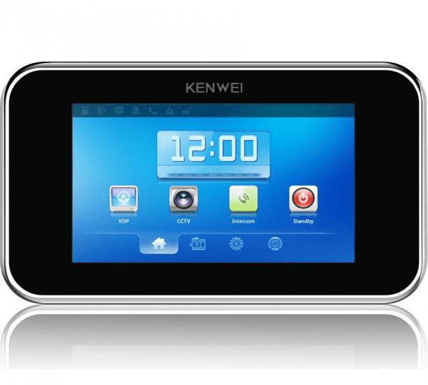 Видеодомофон Kenwei KW-S702TC