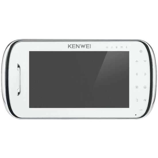 Видеодомофон Kenwei KW-S704C-W100