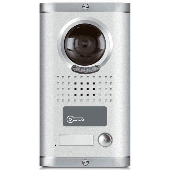 Панель Kenwei KW-1380EMC-1B-600TVL вызывная для видеодомофона