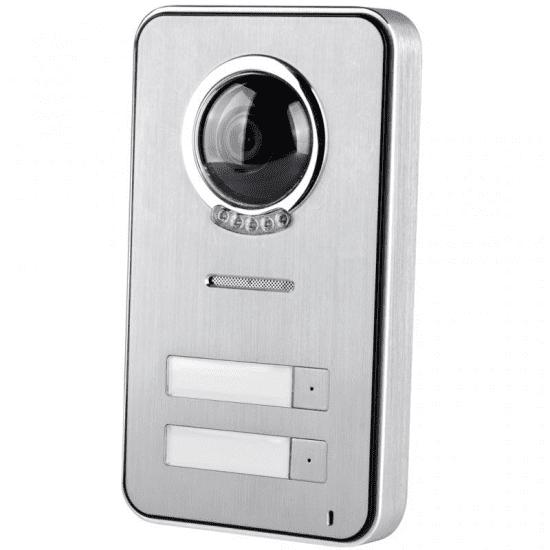 Панель Kenwei KW-S201C-2B-600TVL вызывная для видеодомофона